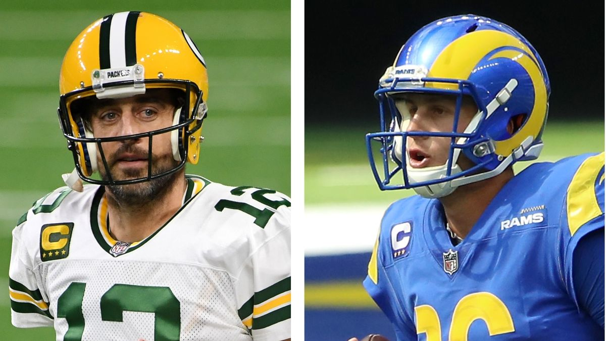 Packers vs. Rams Odds & Playoff Schedule: Opening Spread, Total & More Divisional Round Details article feature image