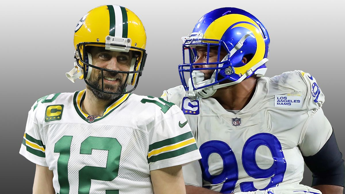 Packers vs. Rams Odds & Picks: 6 Ways To Bet This Playoff Spread, Total & More On Saturday article feature image