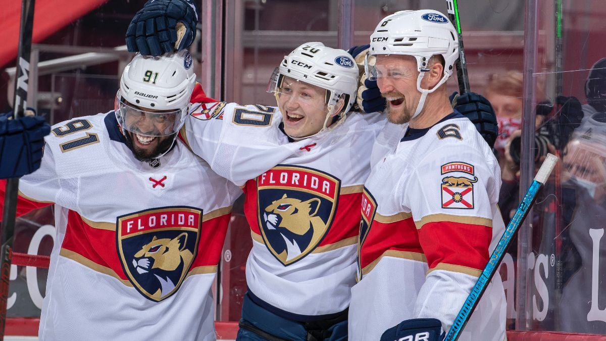 Panthers vs. Red Wings Odds & Picks: Wait for Palatable Price to Back Florida (Sunday, Jan. 31) article feature image