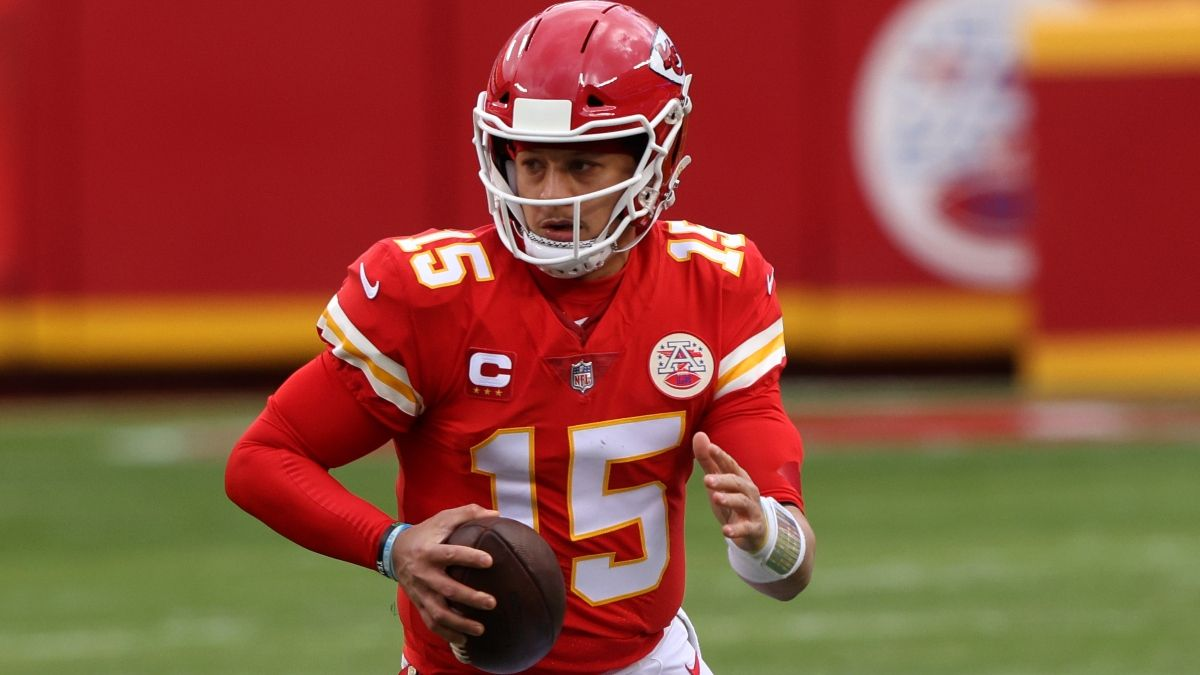 AFC Championship Game Odds: How Sportsbooks Approached Patrick Mahomes' Injury article feature image