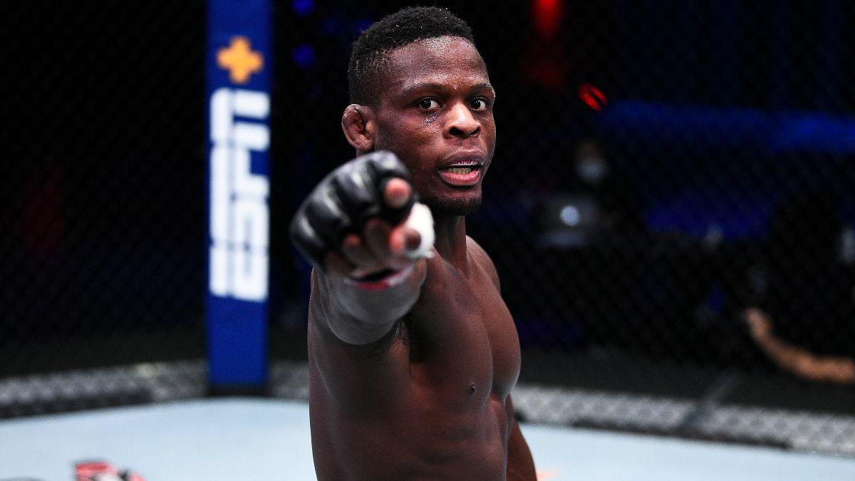 UFC Fight Night Odds, Pick & Prediction: Phillip Hawes vs. Nassourdine Imavov (Saturday, Jan. 16) article feature image