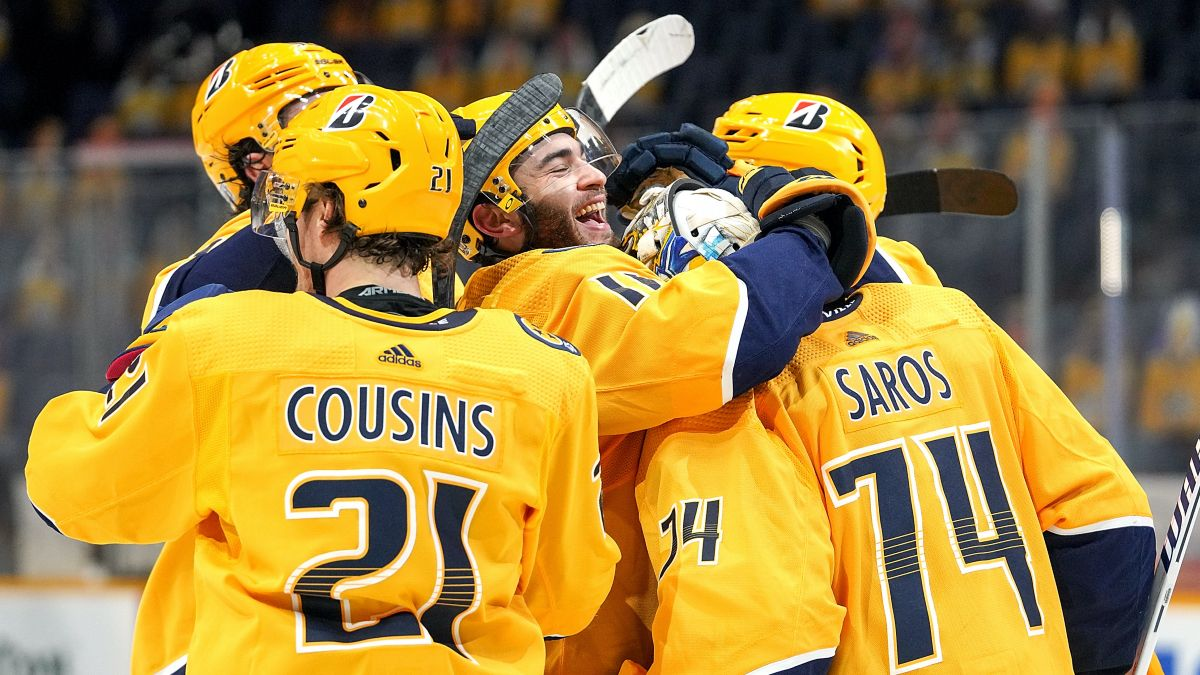 Predators vs. Lightning Odds & Picks: Value on Not-So-Flashy Nashville Saturday article feature image