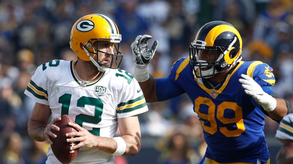 Rams vs. Packers Betting Guide: Odds, Picks & Analysis For This Battle of Strength vs. Strength article feature image