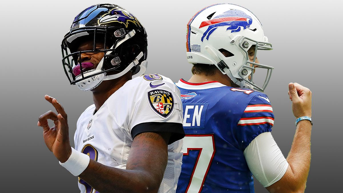 Ravens vs. Bills Odds & Picks: How To Bet This Spread, Total, More Playoff Angles article feature image