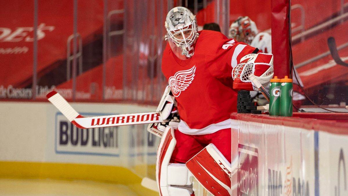 Blue Jackets vs. Red Wings NHL Betting Odds, Picks & Predictions: Take a Shot on the Underdog (Jan. 18) article feature image