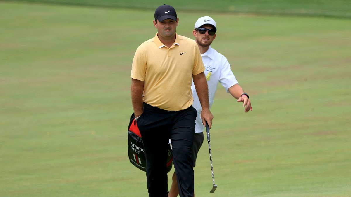 Josh Perry's PGA TOUR Picks and Best Bets: Reed, Cantlay Have Betting Value at Tournament of Champions article feature image