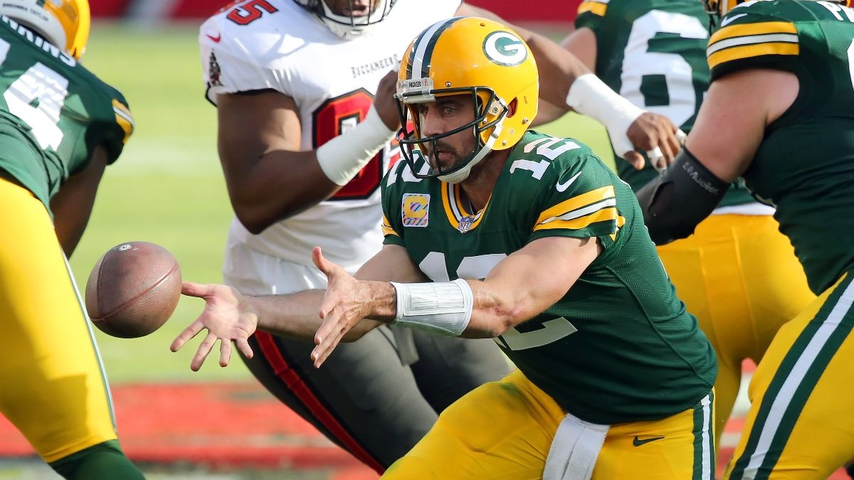 BetMGM Pennsylvania Promo: Bet $1, Win $100 on Packers-Bucs! article feature image
