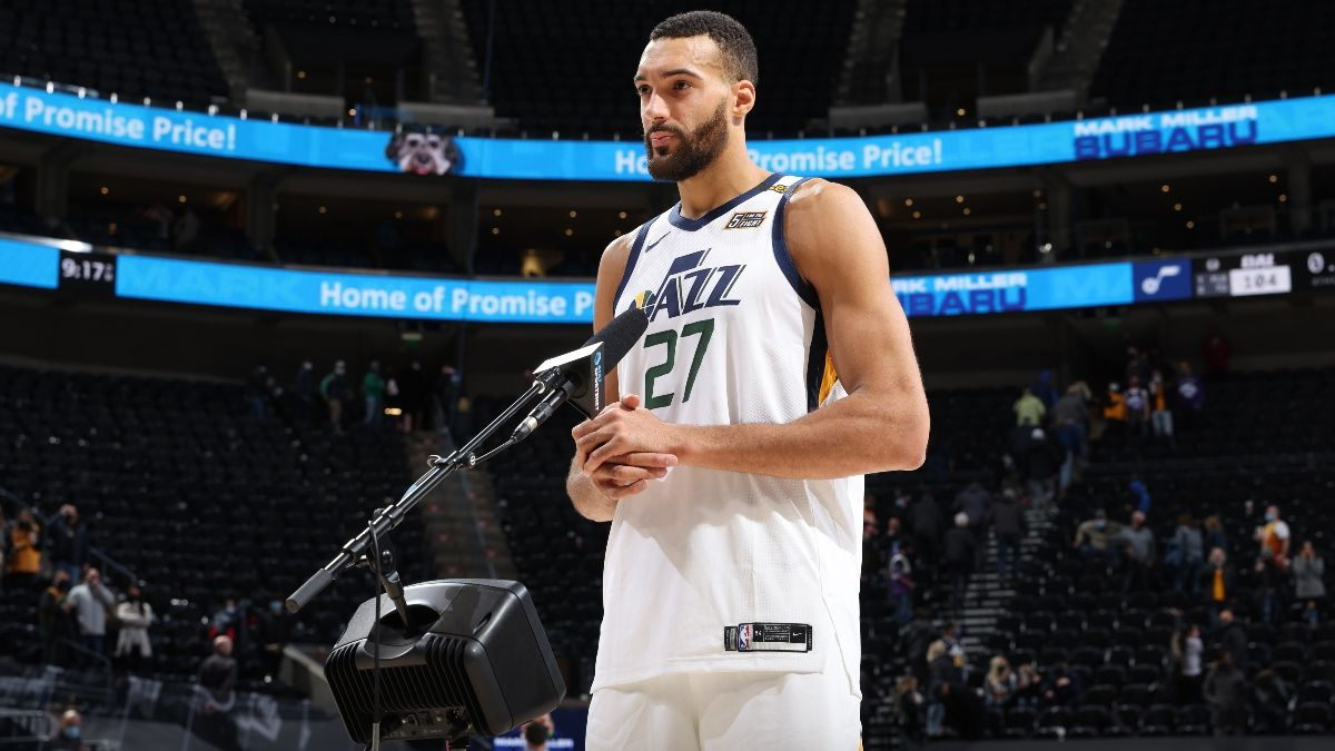 Jazz vs. Nuggets Odds & Picks: Back Utah for 12th Straight Cover article feature image