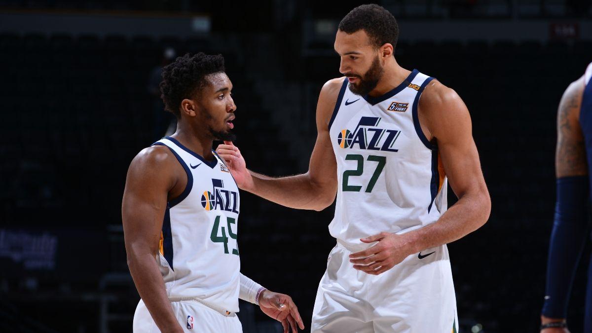 Pelicans vs. Jazz NBA Odds & Picks: Back Utah's Stifling Defense to Down New Orleans article feature image