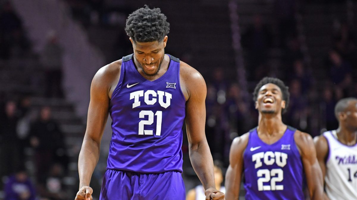 Odds & Pick for Kansas vs. TCU College Basketball: Tuesday's Betting Value Sits With Horned Frogs article feature image
