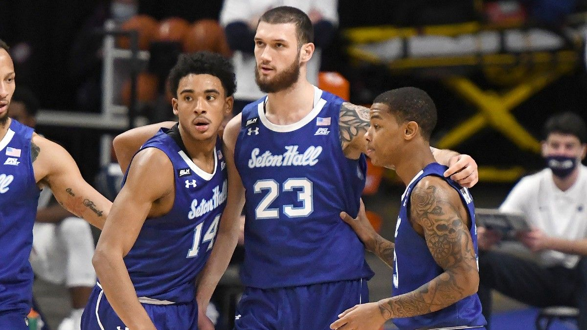 Villanova vs. Seton Hall College Basketball Betting Odds & Pick: Back Pirates over Untested Wildcats article feature image