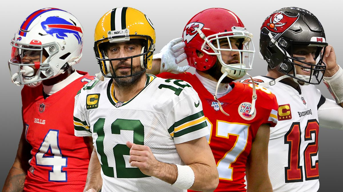 Super Bowl Odds: Our Projections Still Favor Chiefs Over Packers, Bills & Buccaneers article feature image