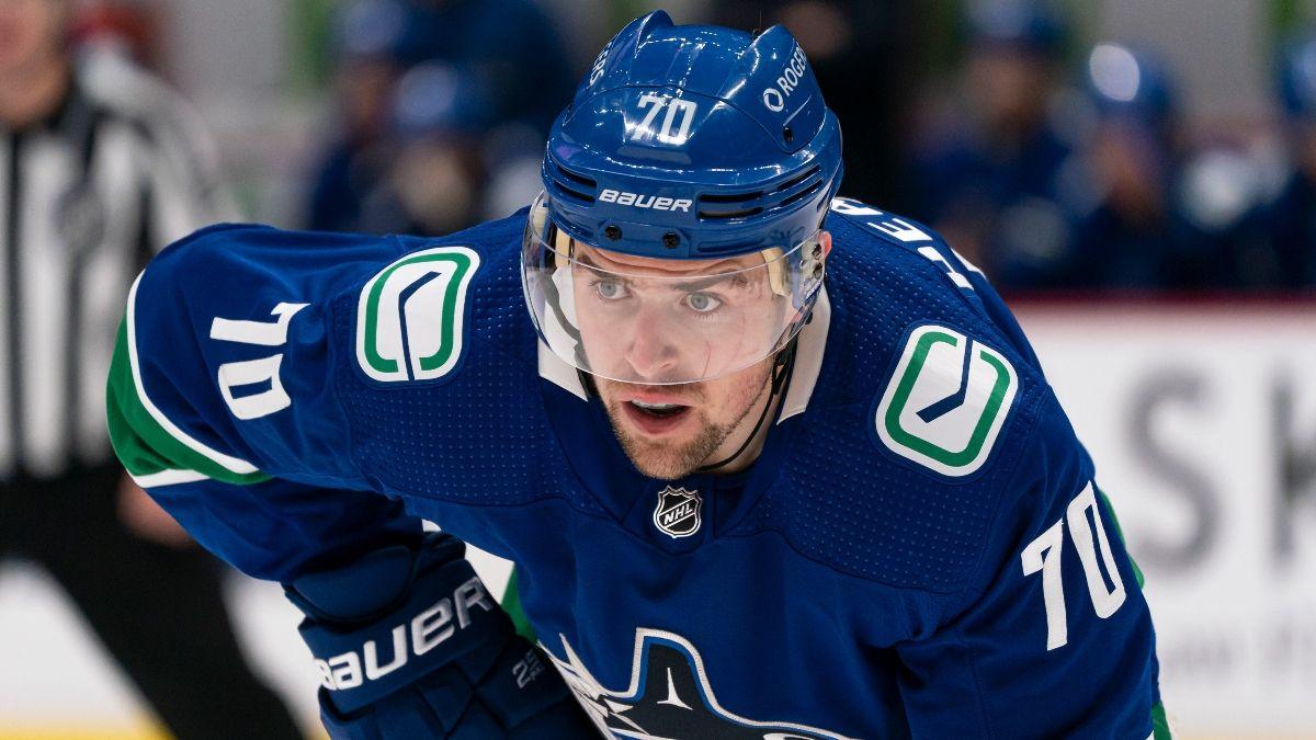 Senators vs. Canucks NHL Odds & Picks: Vancouver's Defense Provides Value on the Underdog (Monday, Jan. 25) article feature image