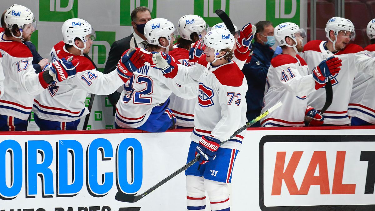 Canadiens vs. Canucks Odds & Pick: Bet On Montreal's Offense to Stay Hot (Saturday, Jan. 23) article feature image