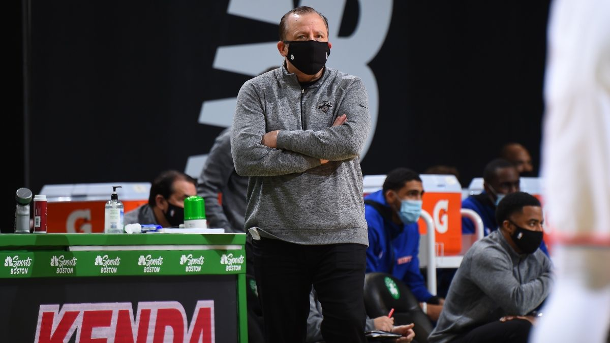 Knicks vs. Bulls NBA Odds & Picks: Back Tom Thibodeau Against His Former Team article feature image