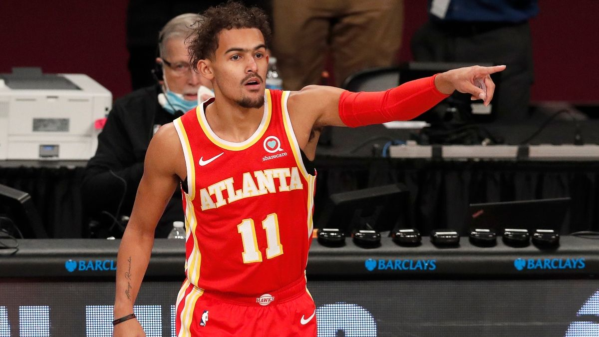 Pistons vs. Hawks Odds & Picks: This Atlanta Trend Puts Value on the Total article feature image
