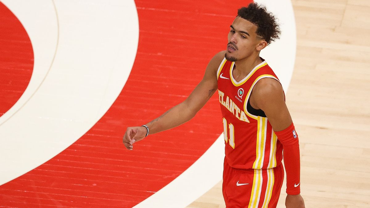 NBA Odds & Betting Picks: Our Staff's Favorite Bets for Knicks vs. Cavaliers, Hawks vs. Jazz (Friday, Jan. 15) article feature image