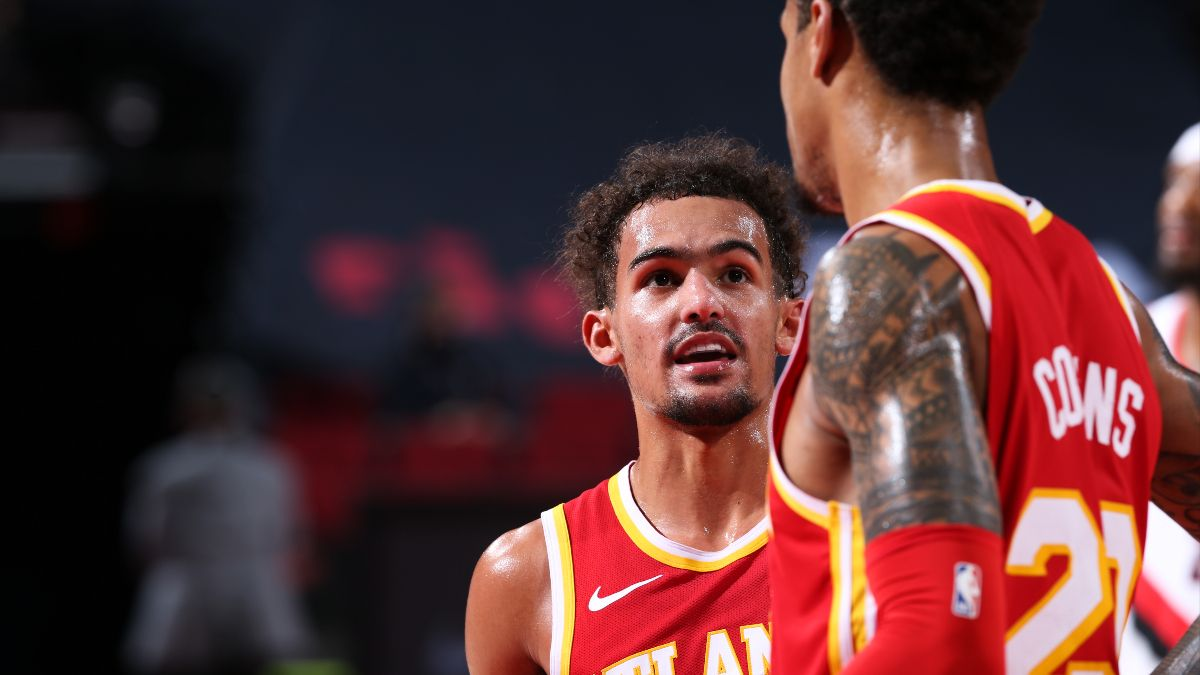NBA Playoff Odds: The Atlanta Hawks' 2021 Title Chances article feature image