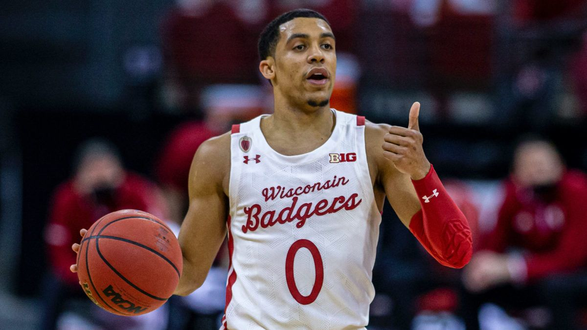 Odds & Pick for Wisconsin vs. Rutgers Basketball: Which Big Ten Team Can Bounce Back? article feature image