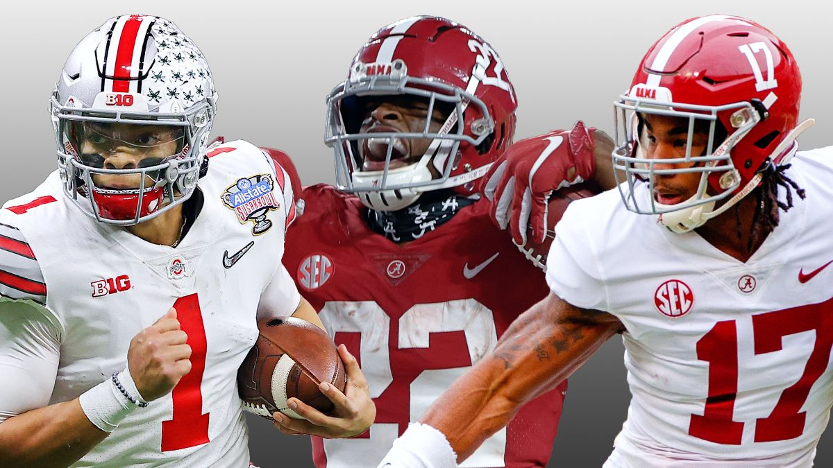 7 NFL Draft Prospects To Watch In Alabama vs. Ohio State On Monday's National Championship article feature image