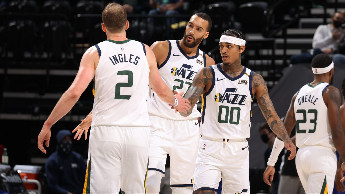 NBA Odds & Betting Picks: Best Bets for Wizards vs. Rockets, Knicks vs. Jazz (Tuesday, Jan. 26) article feature image