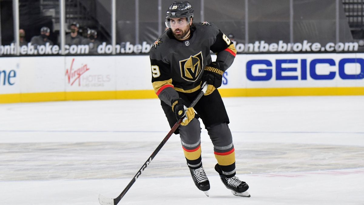 NHL Odds & Picks for Blues vs. Golden Knights: St. Louis Can Hang with Vegas on Thursday Night (Jan. 28) article feature image