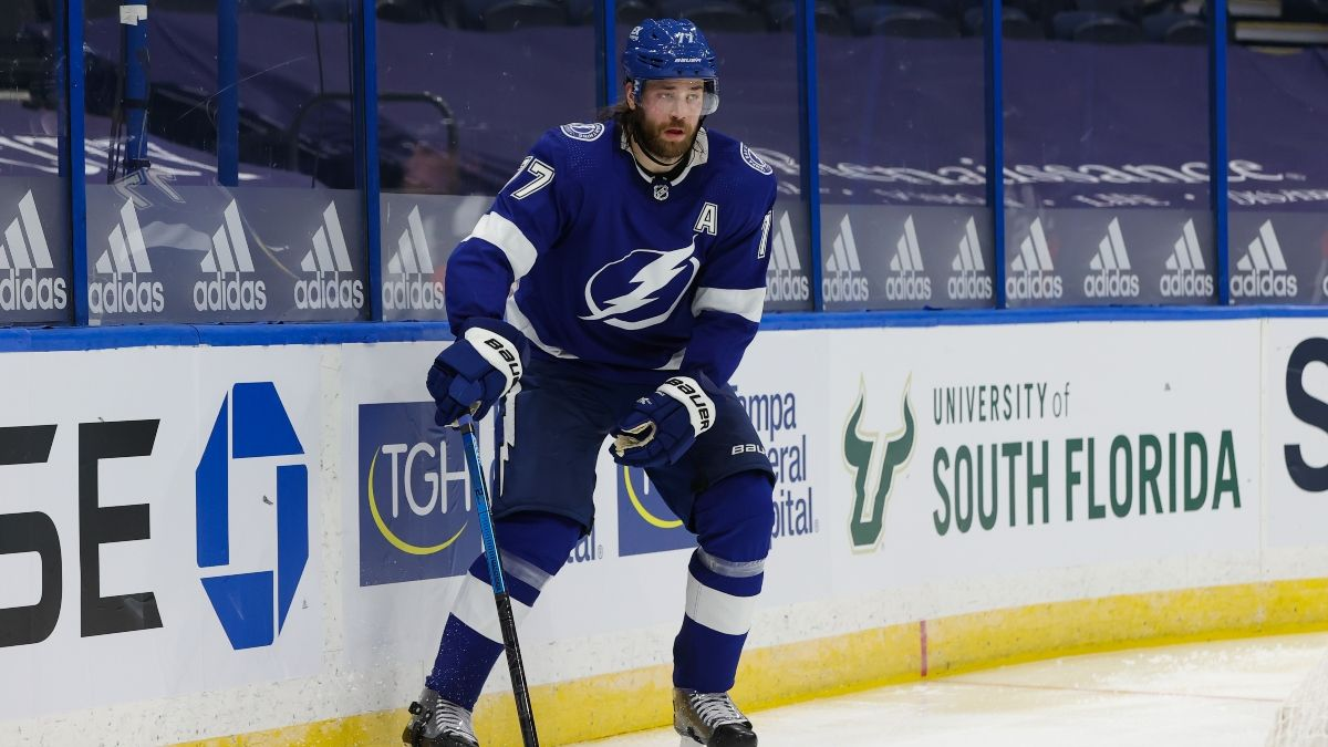 NHL Odds & Picks for Lightning vs. Blue Jackets: How to Back the Reigning Champs (Jan. 22) article feature image