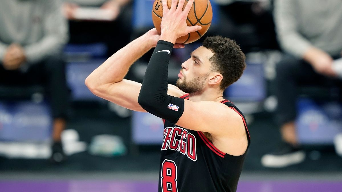 NBA Odds & Pick for Friday: Sharp Bettors, Systems Aligned on Bulls vs. Thunder (Jan. 15) article feature image