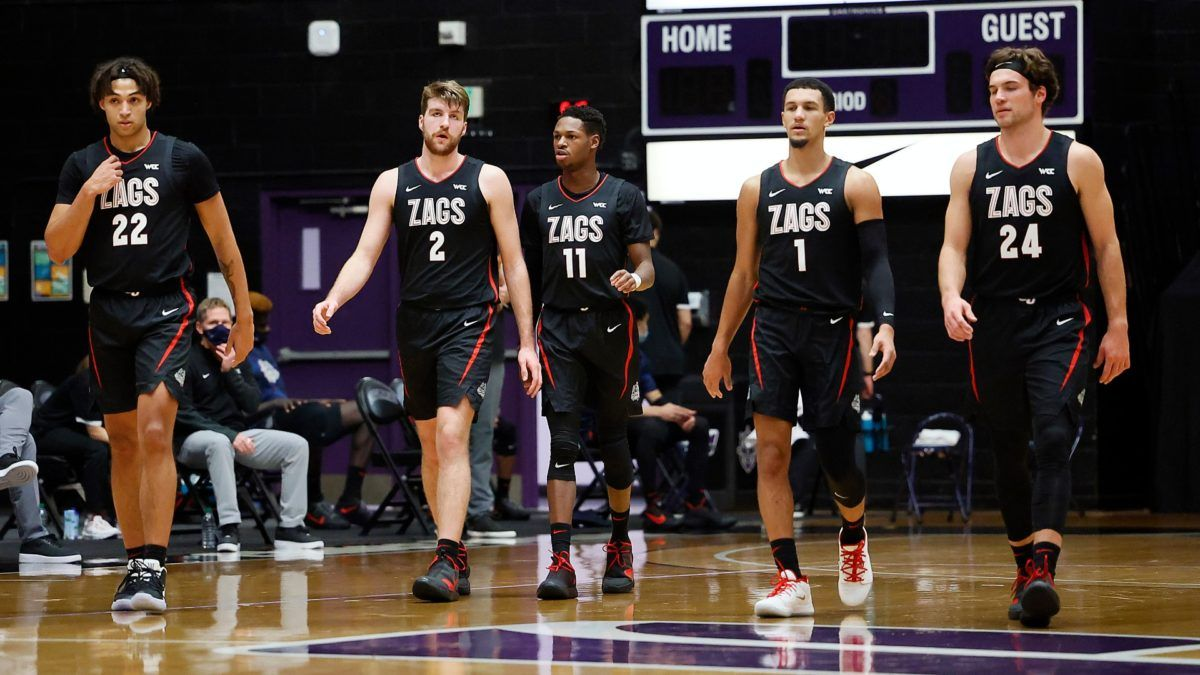 Gonzaga vs. Saint Mary's College Basketball Odds & Pick: Follow Bulldogs' Road Betting Trend article feature image
