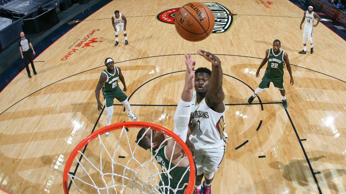 Bucks vs. Pelicans Odds & Picks: Can New Orleans Produce Yet Another Over? article feature image