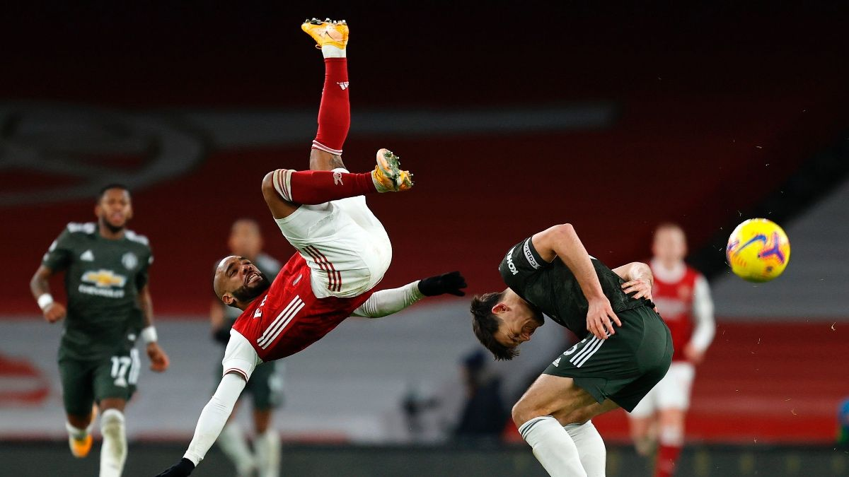 Premier League Betting Odds, Picks & Predictions: Arsenal vs. Leeds United (Sunday, Feb. 14) article feature image