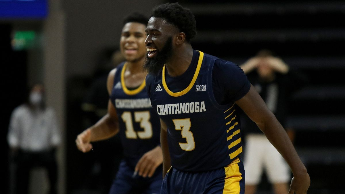 Chattanooga vs. Mercer College Basketball Odds & Picks: The Wednesday Edge Sharps Are Betting article feature image