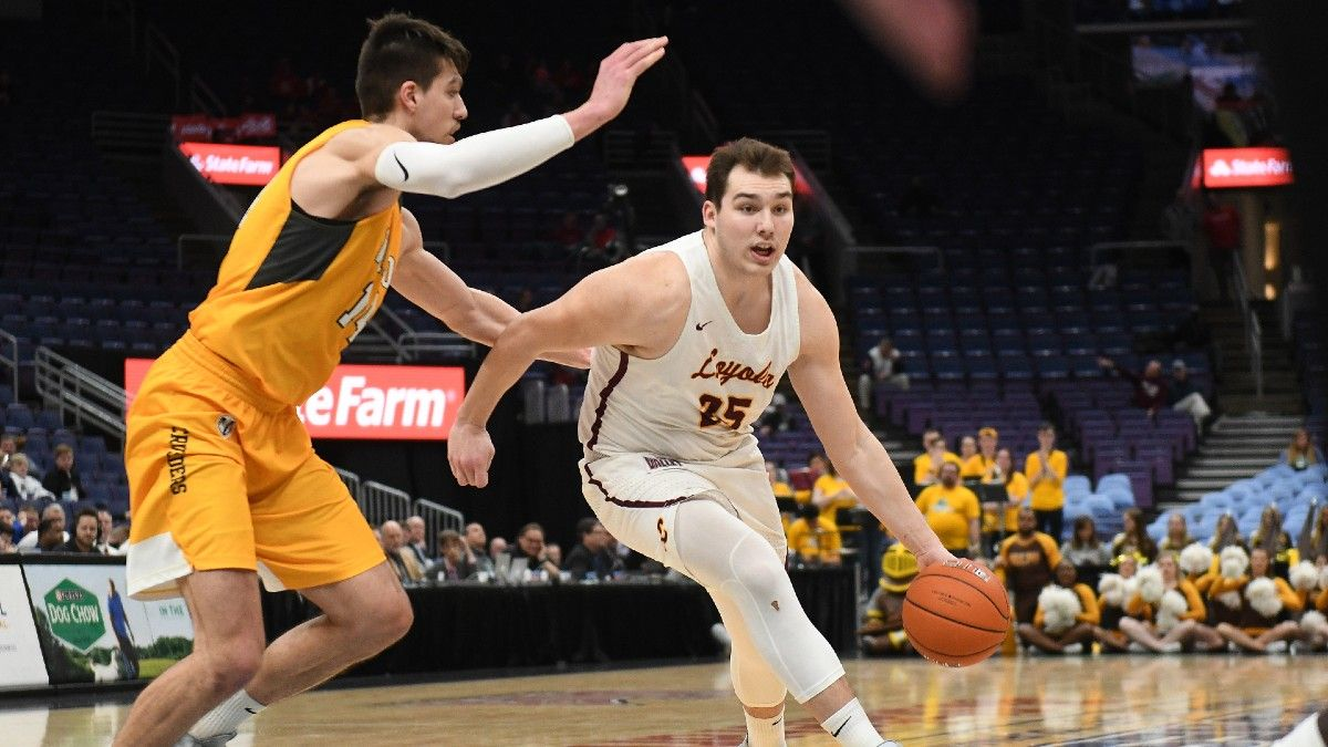 Loyola Chicago vs. Missouri State Odds & Pick: Ramblers Defense Will Be Too Much article feature image