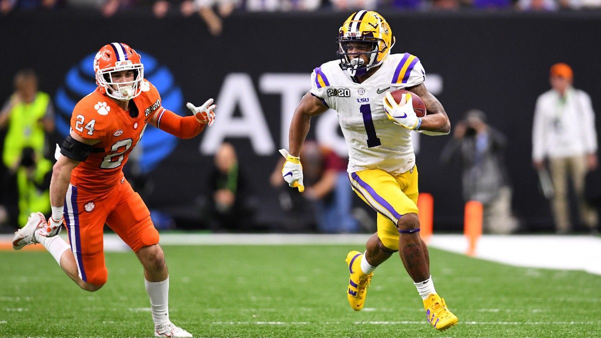 2021 NFL Draft Odds & Prop Picks: 4 Positional Plays to Add article feature image