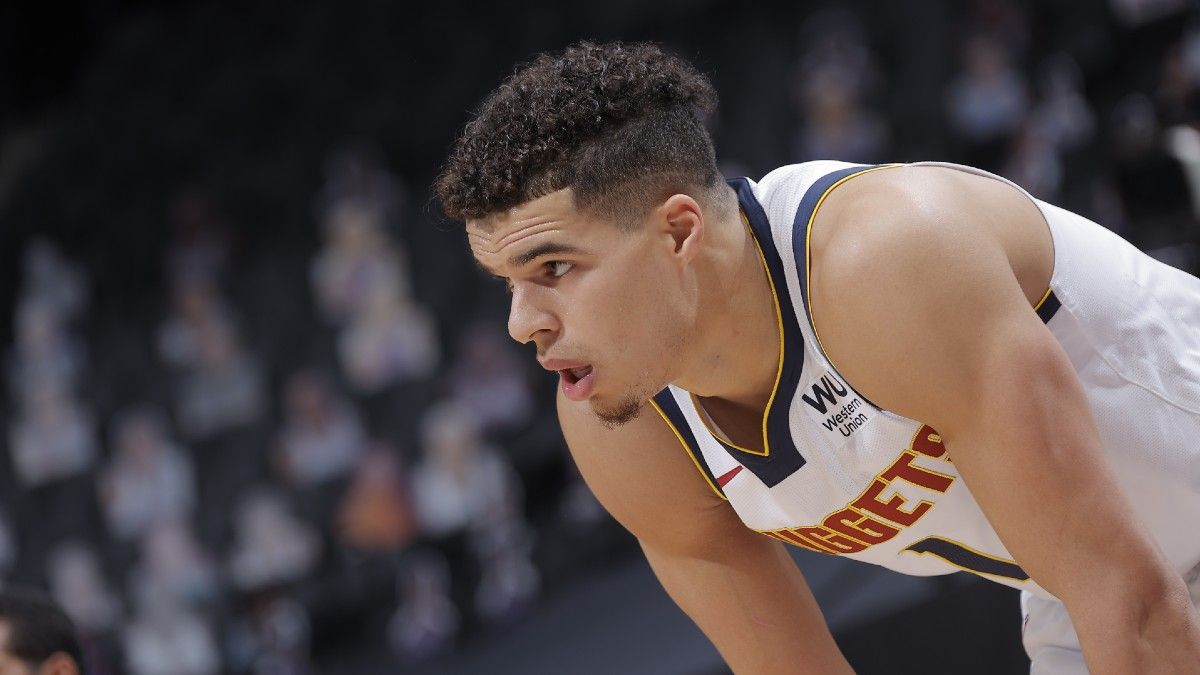Tuesday NBA Player Prop Bets: 3 of Our Favorite Picks, Including Michael Porter Jr. (Feb. 23) article feature image