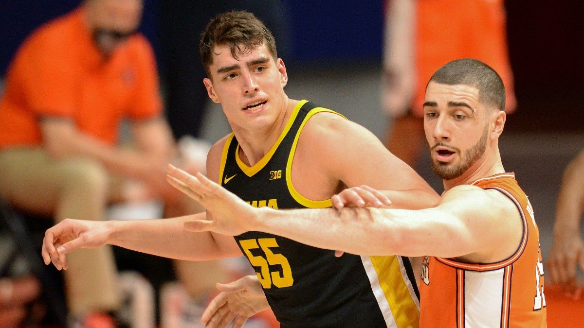 Michigan State vs. Iowa College Basketball Odds & Pick: Everything Must Go Right for Flailing Spartans (Feb. 2) article feature image