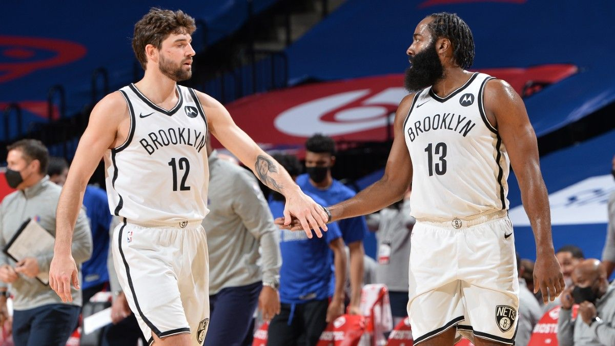 Nets vs. Pistons NBA Odds & Picks: Another Brooklyn Over a Strong Possibility article feature image