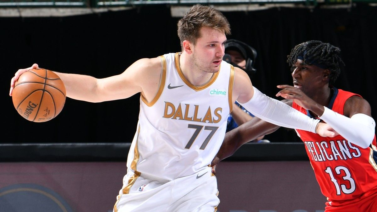 Celtics vs. Mavericks Odds & Picks: Dallas in for High-Scoring Game Against Boston (February 23) article feature image