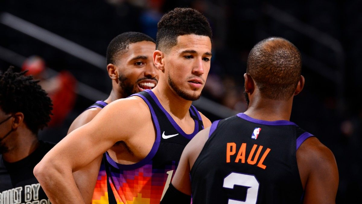Trail Blazers vs. Suns Odds & Picks: Total Is Inflated (Monday, Feb. 22) article feature image