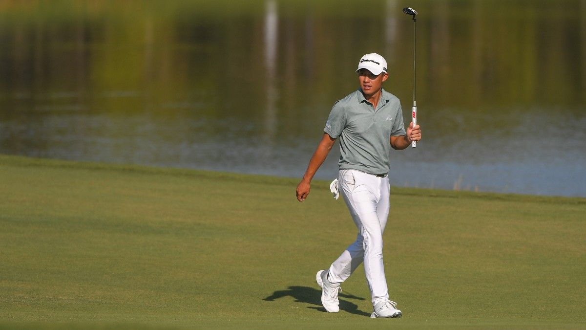 WGC Workday Championship Round 2 Buys & Fades: Finding Value Using Strokes Gained Data article feature image