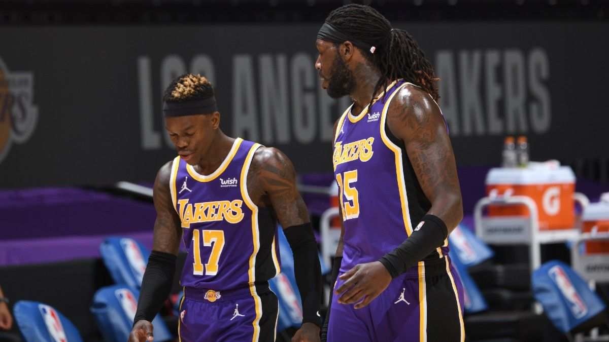 NBA Odds & Picks: Our Best Bets for Warriors vs. Lakers (Sunday, Feb. 28) article feature image