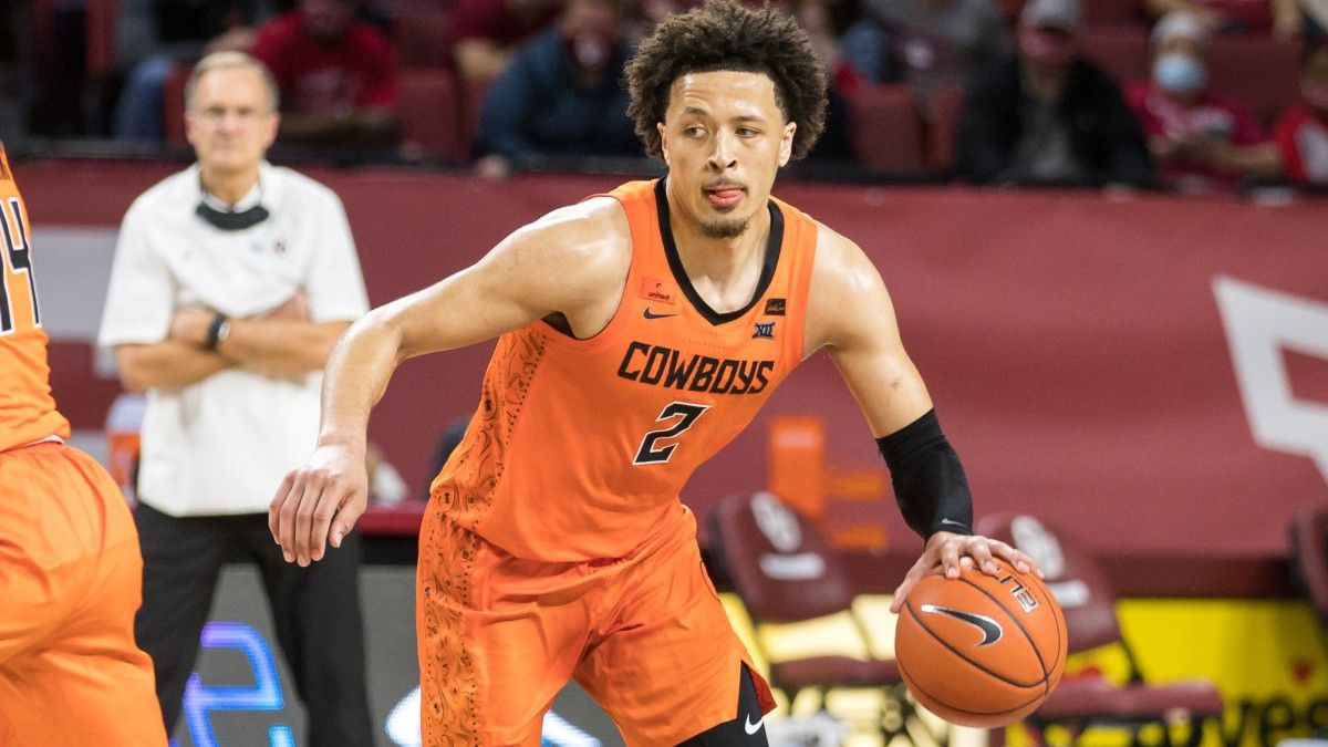 Oklahoma State vs. West Virginia Big 12 Tournament Odds & Pick: Take the Cowboys' Moneyline (Thursday, March 11) article feature image