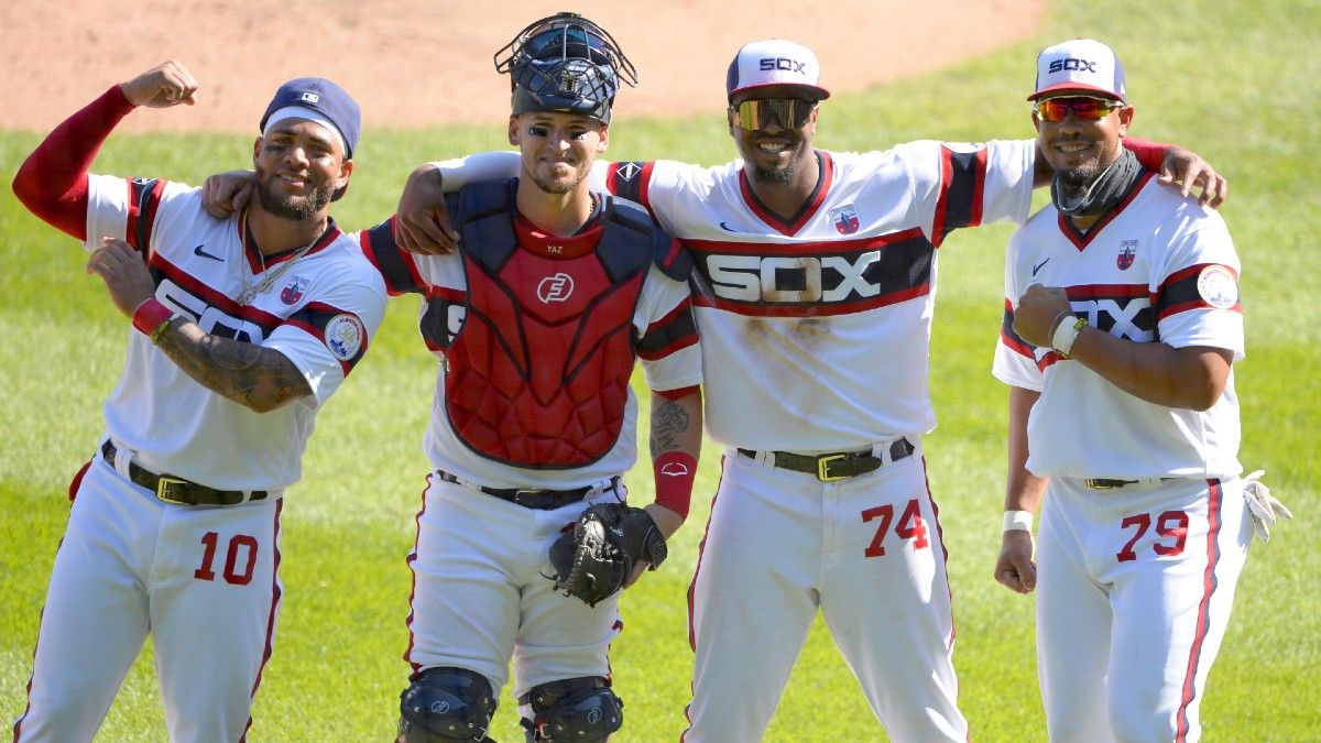 White Sox are Most Most Popular Bet in Multiple 2021 MLB Futures article feature image