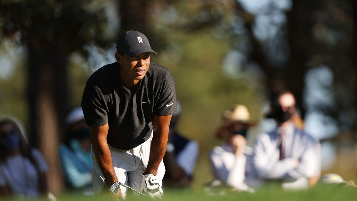 Tiger Woods' Road to Recovery Will Be Less About Golf, More About His Children article feature image