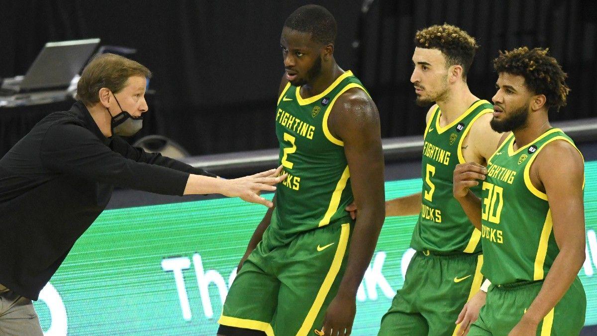 Odds & Pick for Oregon vs. USC College Basketball: Back Underdog Ducks Against Trojans article feature image