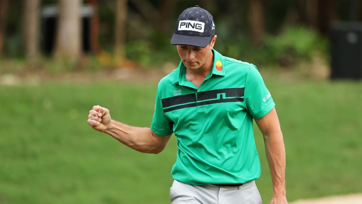 Sobel's 2021 Genesis Invitational Picks & Preview: Should You Back or Fade the Elite Players at Riviera? article feature image