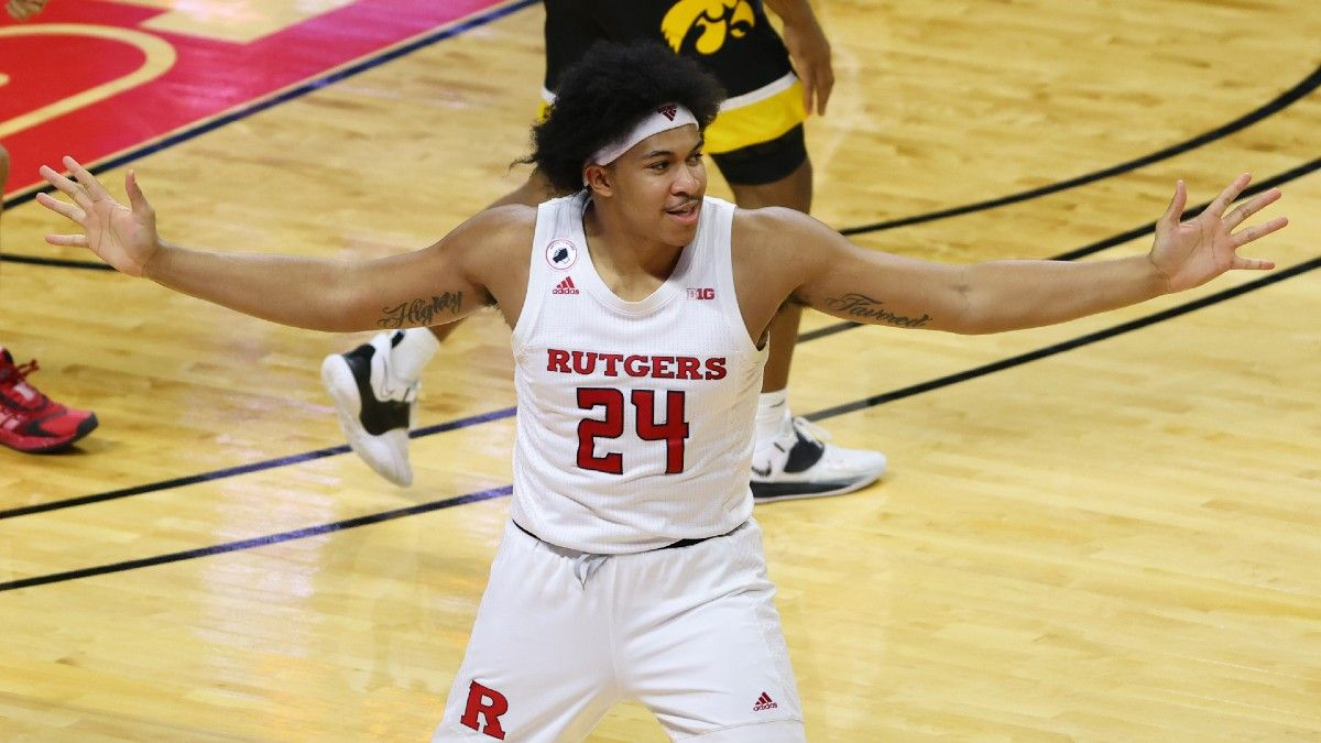 Maryland vs. Rutgers College Basketball Odds & Picks: Scarlet Knights Match Up Well article feature image