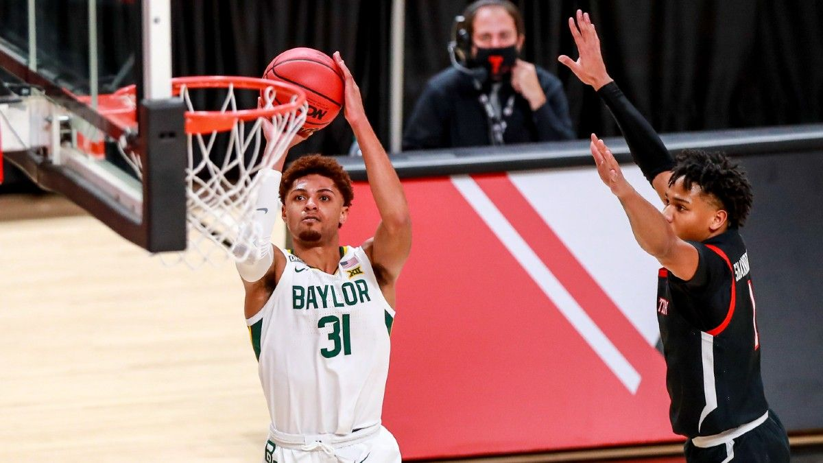 Baylor vs. Kansas Basketball Odds & Pick: Back Bears to Stay Undefeated (February 27) article feature image