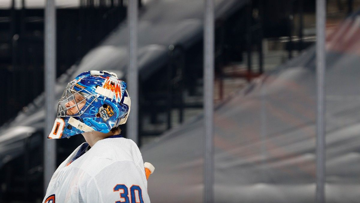 NHL Betting Odds & Picks for Sabres vs. Islanders: Betting Value on Tuesday's Over/Under (Feb. 2) article feature image