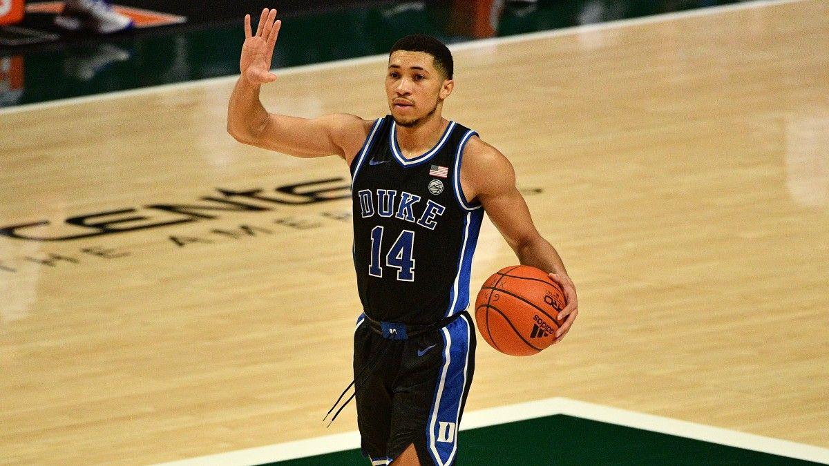 North Carolina vs. Duke Basketball Odds & Pick: Bet the Blue Devils To Cover Saturday's Spread vs. UNC article feature image